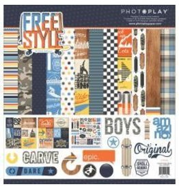 Photo PLay PP 12x12 Free style