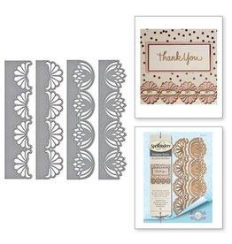 Spellbinders SP die graceful borders