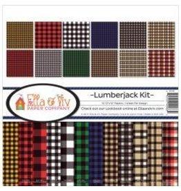 Reminisce RM 12x12 lumberjack kit