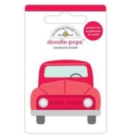 Doodlebug DB pops old red