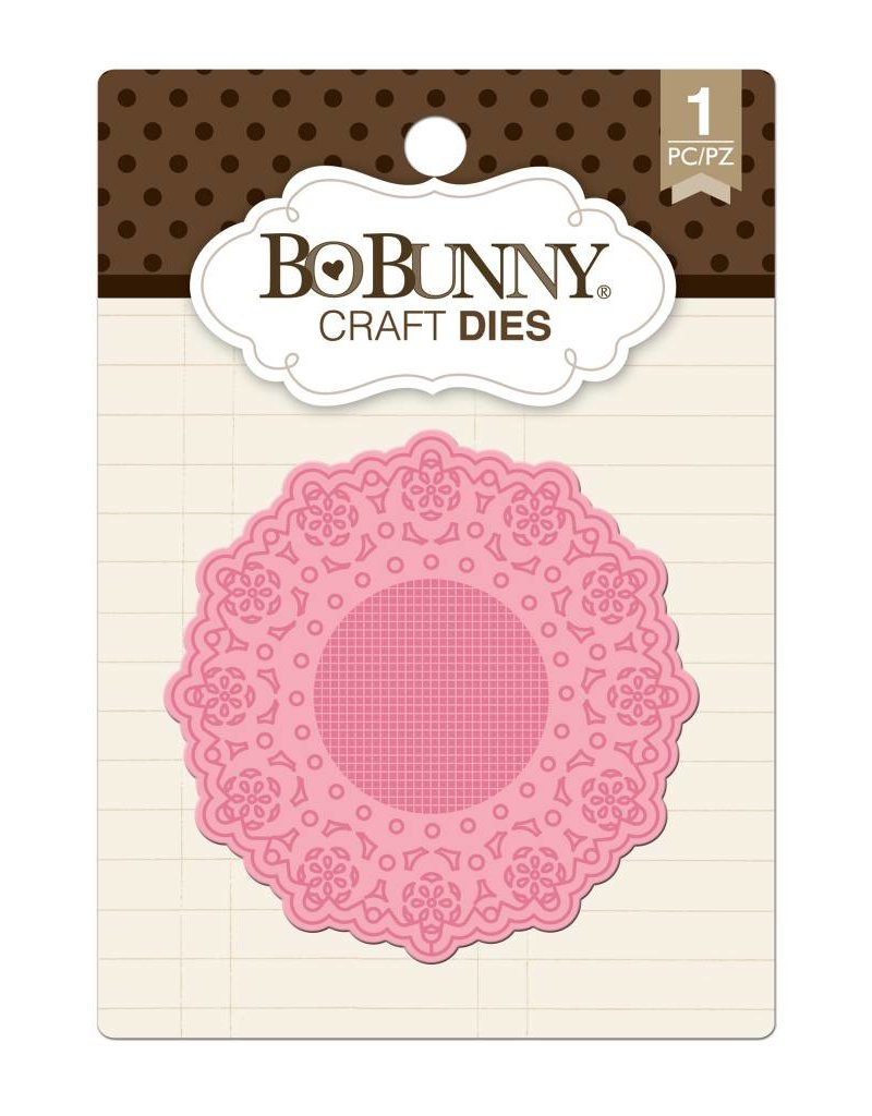 Bo Bunny BB die darling doily