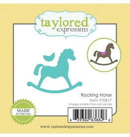 Taylored Expressions TE rocking horse mini 2""