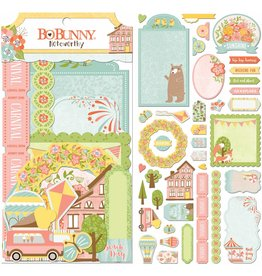 Bo Bunny BB noteworthy weekend adventures