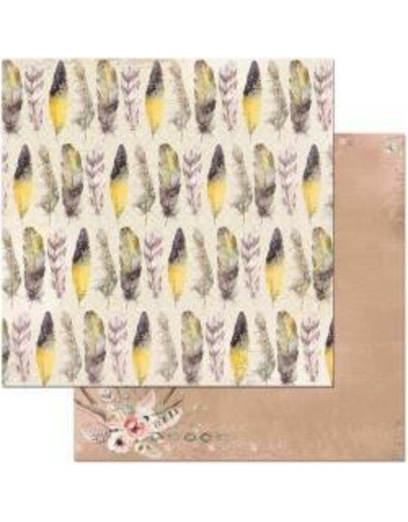 Bo Bunny 12BB Serendipity feathers