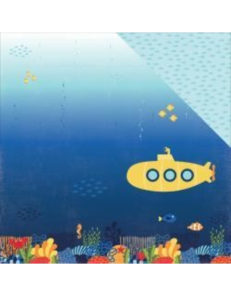 12EP under the sea submarine