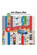Echo Park EP 6x6 cartopia