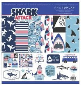 Photo PLay PP mini 12x12 Shark Attack