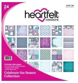 Heartfelt Creation HC 12x12 Festive Holly collection