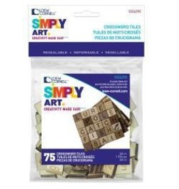 Simply Art Crossword tiles