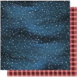 Crate Paper 12AC Creekside night sky