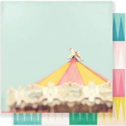 Crate Paper 12AC carousel magical