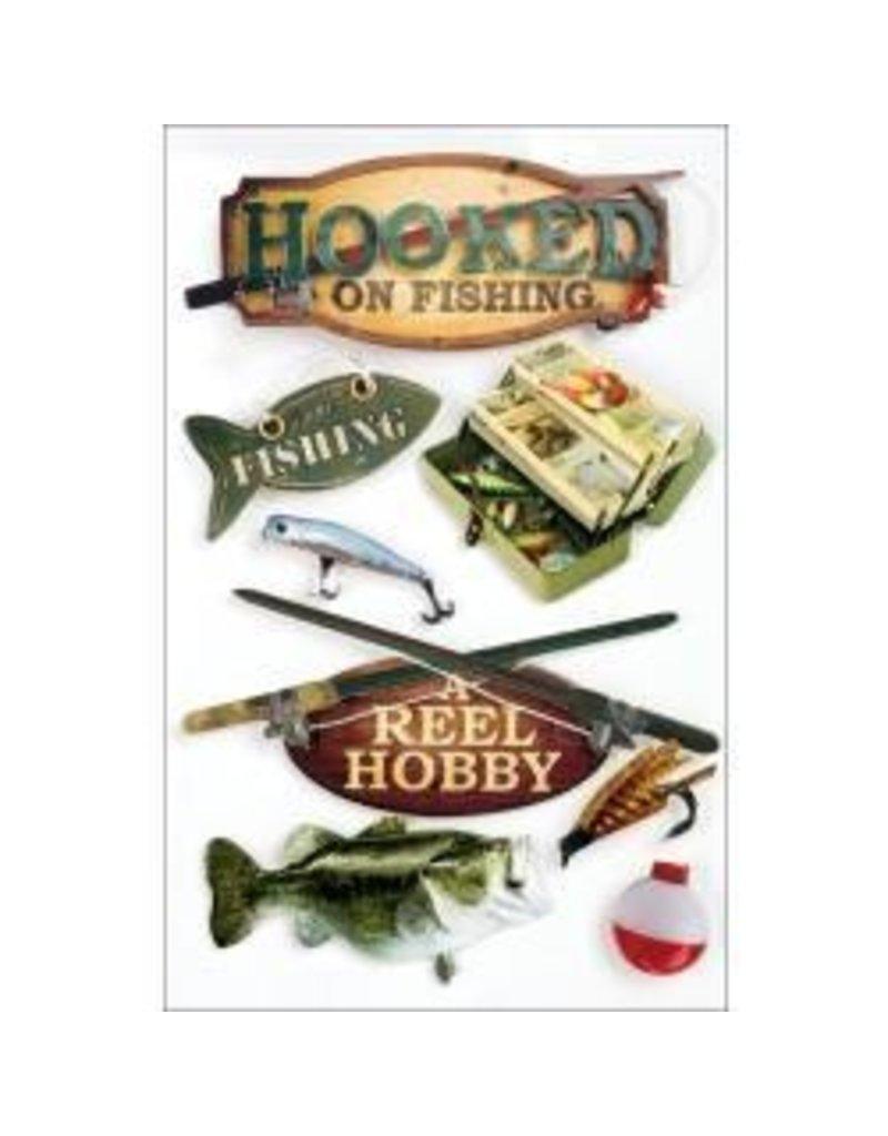 Paper House PH 3D fishing