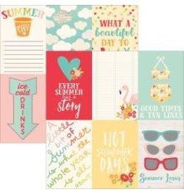 Simple Stories 12SS summer days 4x6 vertical