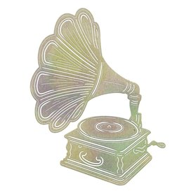 Cheery Lynn Designs CLD die phonograph