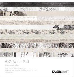 Kaisercraft KS 6.5x6.5 Christmas edition