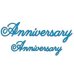 Cheery Lynn Designs CLD die anniversary