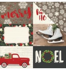 Simple Stories 12SS very merry 4x6 cards