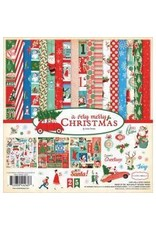 Carta Bella CB 12x12 very merry christmas