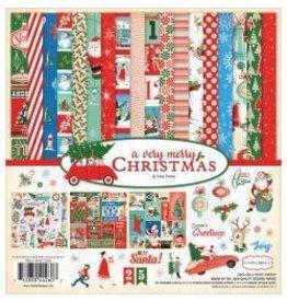 Carta Bella CB 12x12 very merry christmas