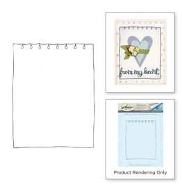 Spellbinders SP stamp happy gram