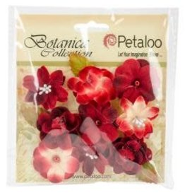 Petaloo PLoo flowers baby blooms red