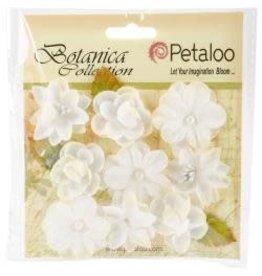 Petaloo PLoo baby blooms white