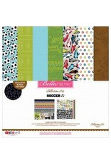 Bella Blvd BB 12x12 soccer