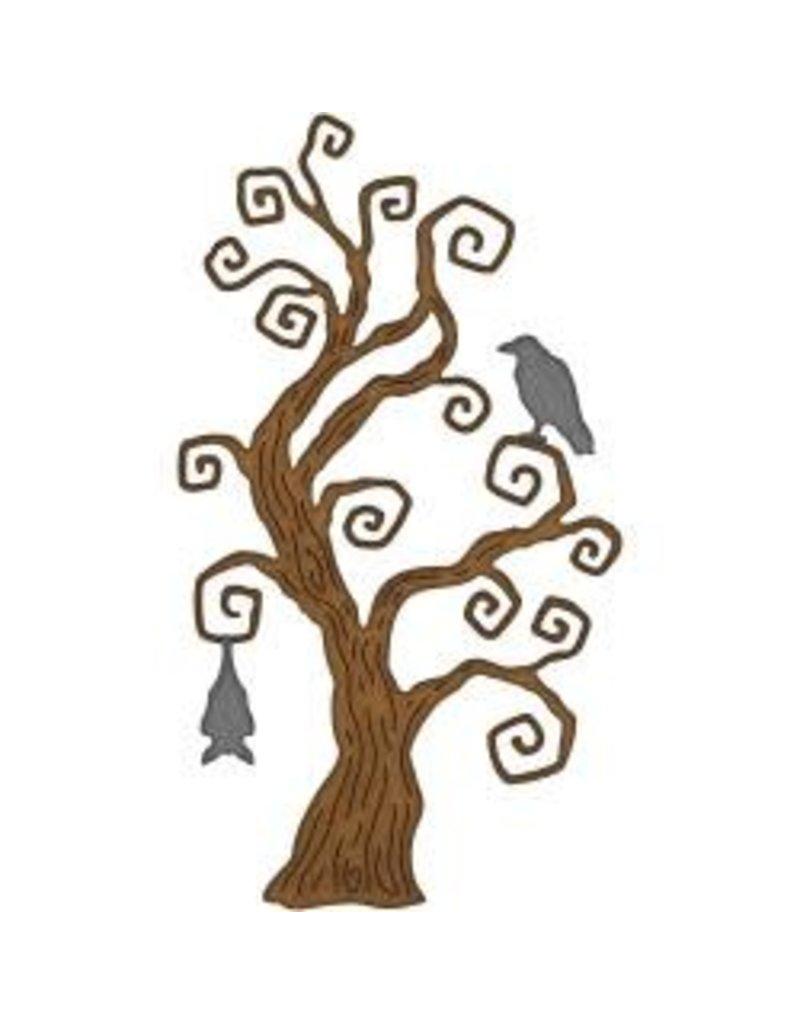 Cheery Lynn Designs CLD die twisted tree