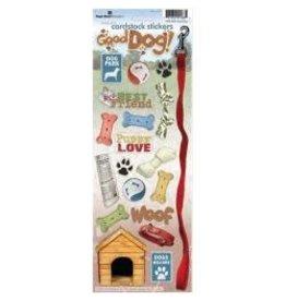 Paper House PH sticker good dog