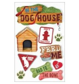 Paper House PH 3D doghouse
