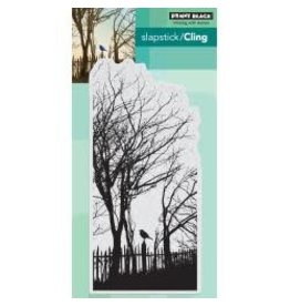Penny Black PB stamp peaceful moment