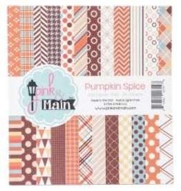Pink and Main PM 6x6 pumpkin spice