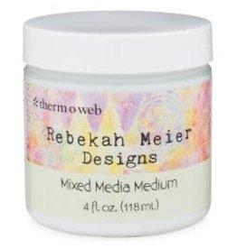 Thermoweb Rebekah Meier mixed media medium