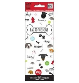 Me and My Big Ideas MMBI pets sticker book 400 pieces