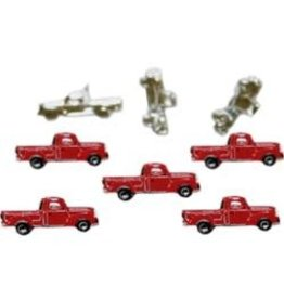 Eyelet Outlet EO brad red truck