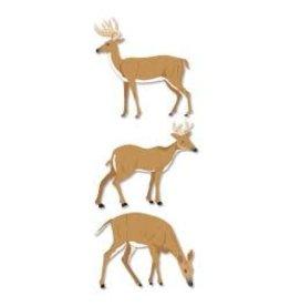 EK Success EK sticker deer