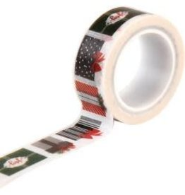 Echo Park EP washi tape christmas delivery