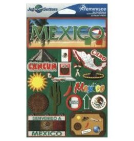 Reminisce Rm mexico stickers
