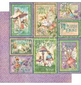 Graphic 45 12G45 fairie dust dreamland