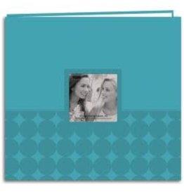 Pioneer Pioneer album 12x12 aqua