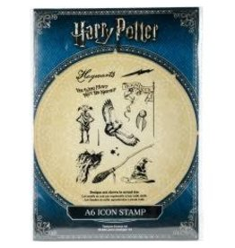 Harry Potter HP Icon stamp