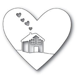 Memory Box MB die home is where the heart is