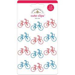 Doodlebug DB cute clips bike ride