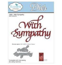 Elizabeth Carft Designs ECD die with sympathy