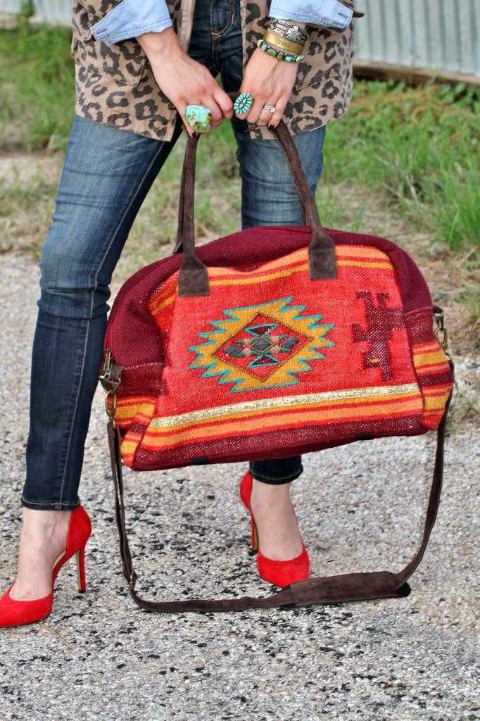 The Santa Fe Bag