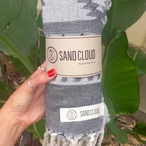 Sandcloud Sand Cloud Beach Blanket Aztec