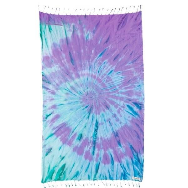 Sandcloud Sand Cloud Beach Towel Luna Tie Dye