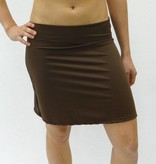 Melika Melika Summer Skirt Chocolate