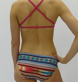Melika Melika Waena Swim Bottom Celilo Stripe