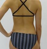Melika Melika Waena Swim Bottom Sunset Strip